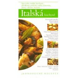 Jednoduché recepty - Italská kuchyně