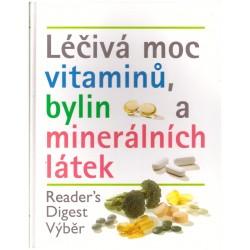 Heald, H. a kol.: Léčivá moc vitaminů, bylin a minerálních látek