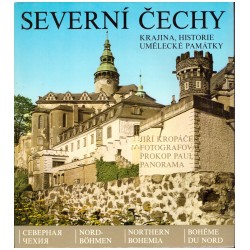 Kropáček, J., Paul, P.: Severní Čechy. Krajina, historie, umělecké památky
