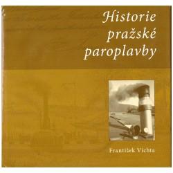 Vichta, F.: Historie pražské paroplavby