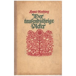 Renhing, H.: Der tausendjährige Acker