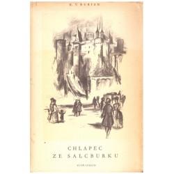 Burian, K. V.: Chlapec ze Salcburku
