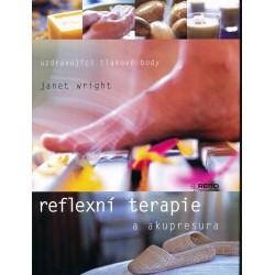 Wright, J.: Reflexní terapie a akupresura