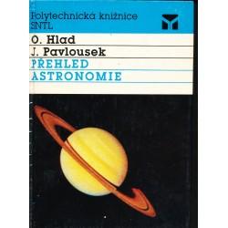 Hlad, O., Pavlousek, J.: Přehled astronomie