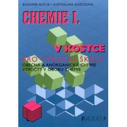 Kotlík, B. a Růžičková, K.: Chemie I. v kostce