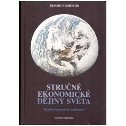 Cameron, R.: Stručné ekonomické dějiny světa