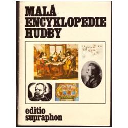 Kol.: Malá encyklopedie hudby