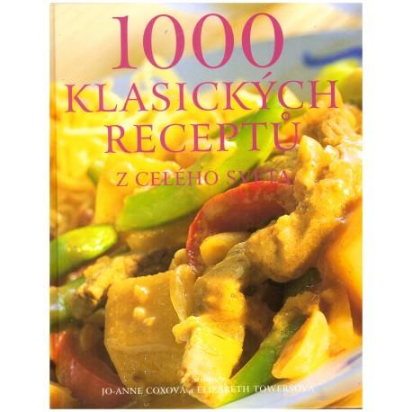 1000 klasických receptů světové kuchyně