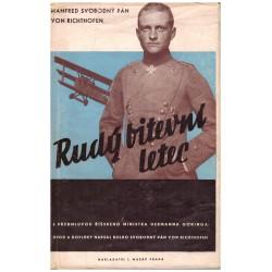 Richthofer, M. von: Rudý bitevní letec