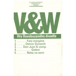 Vosskovec a Werich: Hra Osvobozeného divadla