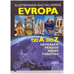 Ilustrovaná encyklopedie Evropa od A do Z