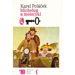 Poláček, K.: Michelup a motocykl