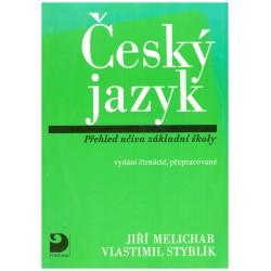 Melichar, J. a Styblík, Vl.: Český jazyk. Přehled učiva základní školy