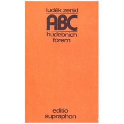 Zenkl, L.: ABC hudebních forem