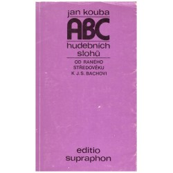Kouba, J.: ABC hudebních slohů