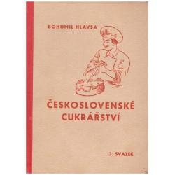 Hlavsa, B.: Československé cukrářství