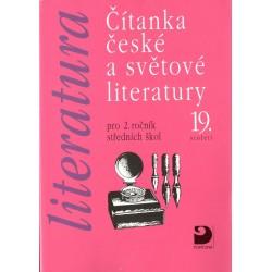 Literatura - Čítanka české a světové literatury pro 2. ročník středních škol