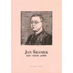 Jan Šrámek kněz státník politik