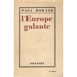 Morand, P.: I'Europe galante