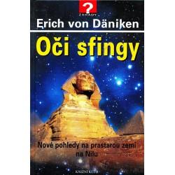 Däniken, E. von: Oči sfingy