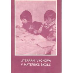 Literární výchova v mateřské škole