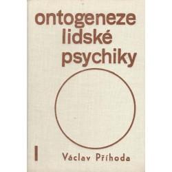 Příhoda, V.: Ontogeneze psychiky I.