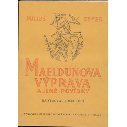Zeyer, J.: Maeldunova výprava