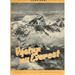 Hunt, J.: Výstup na Everest