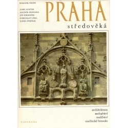 Kol.: Praha středověká