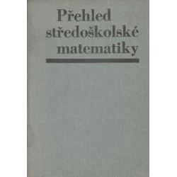 Polák, J.: Přehled středoškolské matematiky