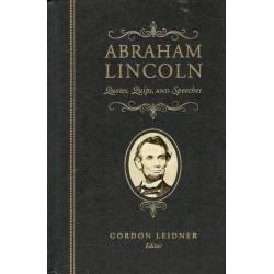 Leidner, G.: Abraham Lincoln