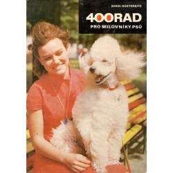 Kostersitz, M.: 400 rad pro milovníky psů