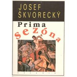 Škvorecký, J.: Prima sezóna