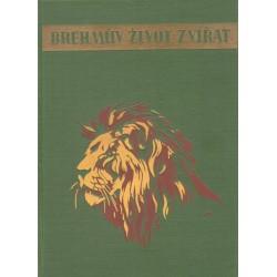 Brehmův život zvířat I.-IV.