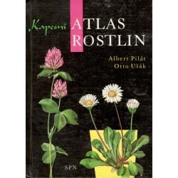 Pilát, A., Ušák, O.: Kapesní atlas rostlin