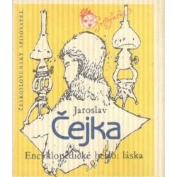 Čejka, J.: Encyklopedické heslo: láska