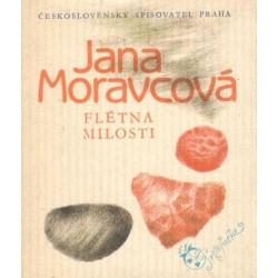 Moravcová, J.: Flétna milosti