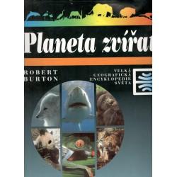 Burton, R.: Planeta zvířat - Velká geografická encyklopedie