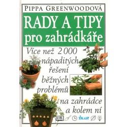 Greenwoodová, P.: Rady a tipy pro zahrádkáře