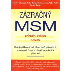 Kol.: Zázračný MSM - přírodní řešení bolesti