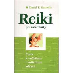 Vennells, D. F.: Reiki pro začátečníky