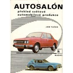 Tuček, J. Autosalón přehled světové automobilové produkce