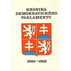 Kronika demokratického parlamentu 1989-1992