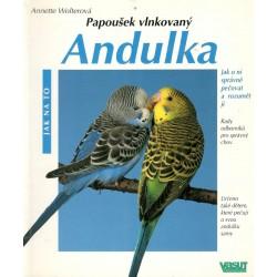 Wolterová, A.: Papoušek vlnkovaný - Andulka