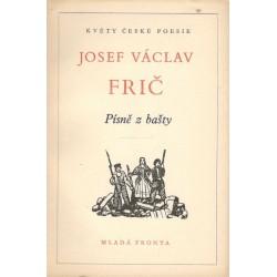 Frič, J. V.: Písně z bašty