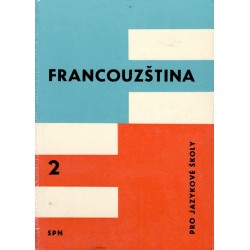 Francouzština 2 pro jazykové školy