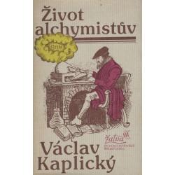 Kaplický, V.: Život alchymistův