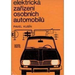 Kubín, P.: Elektrická zařízení osobních automobilů
