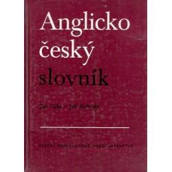Caha, J., Krámský, J.: Anglicko český slovník