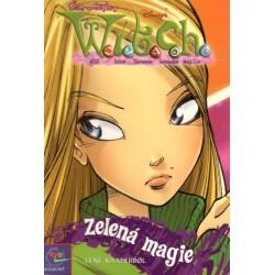 Čarodějky WITCH - Zelená magie